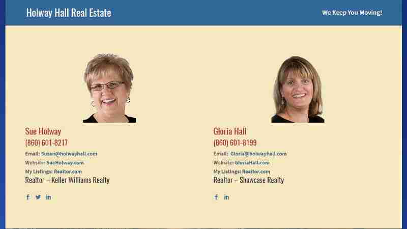 Holway Hall Real Estate