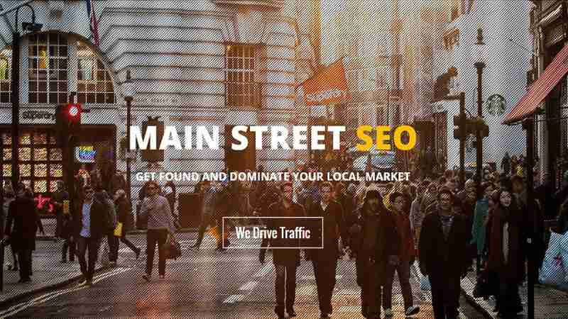 Main Street SEO CT We Drive Traffic!