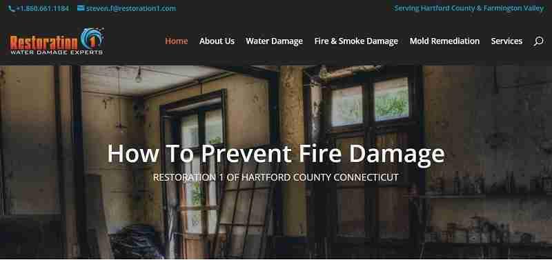Restoration 1 of Hartford CT