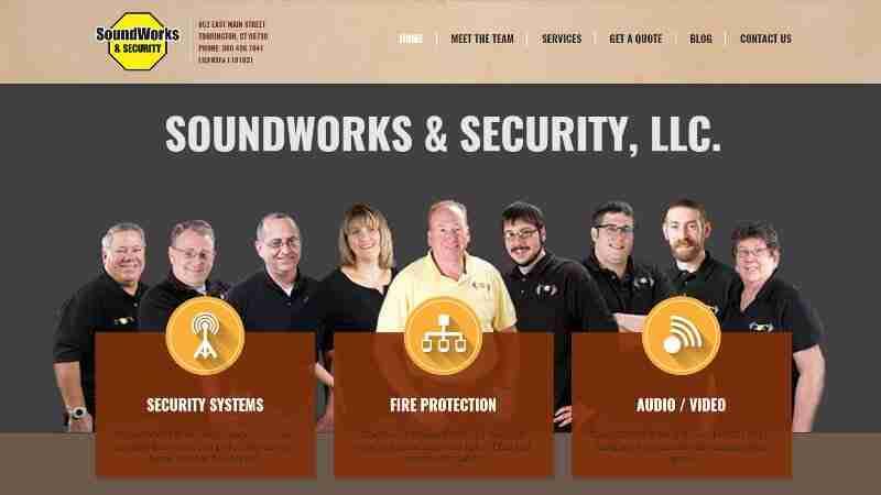 SoundWorks in Torrington CT