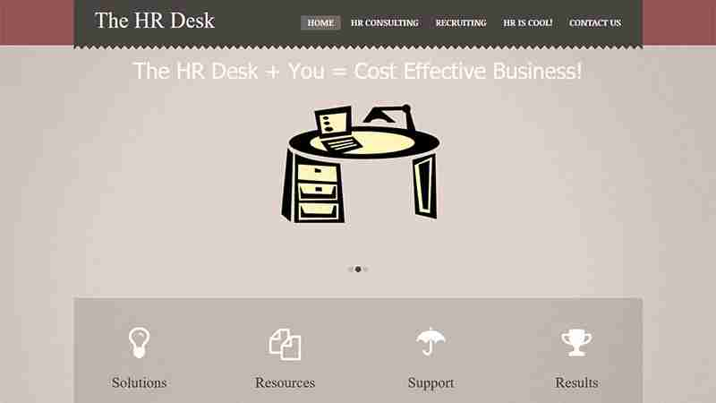 The HR Desk